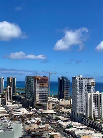Photo of 801 South Street #4307, Honolulu, HI 96813 (MLS # 202015655)