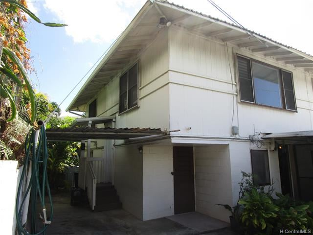 263 San Antonio Avenue UNIT A, Honolulu, HI 96813 - #: 201935663