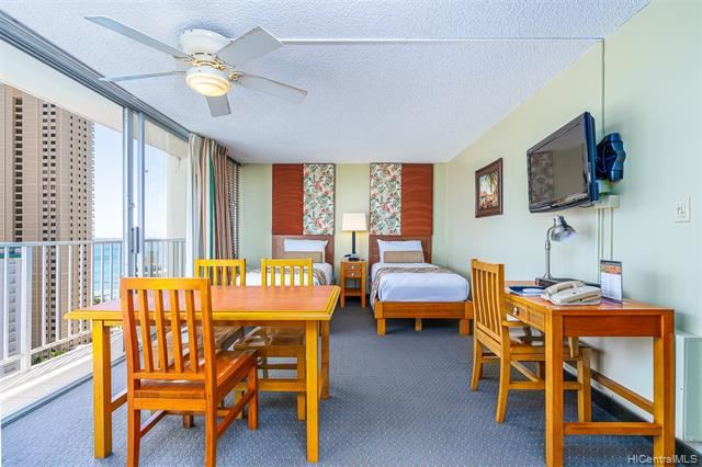 2427 Kuhio Avenue #2208 UNIT 2208, Honolulu, HI 96815 - MLS#: 202025664