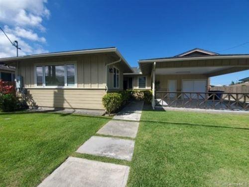 Photo of 602 Kawainui Street, Kailua, HI 96734 (MLS # 202100666)