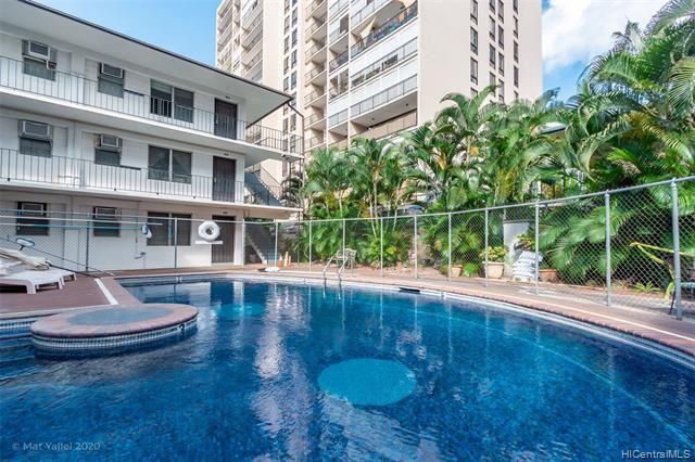 235 Liliuokalani Avenue #339 UNIT 339, Honolulu, HI 96815 - #: 202017681