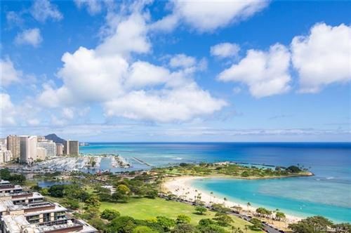 Photo of 1350 Ala Moana Boulevard #PH6, Honolulu, HI 96814 (MLS # 202011687)