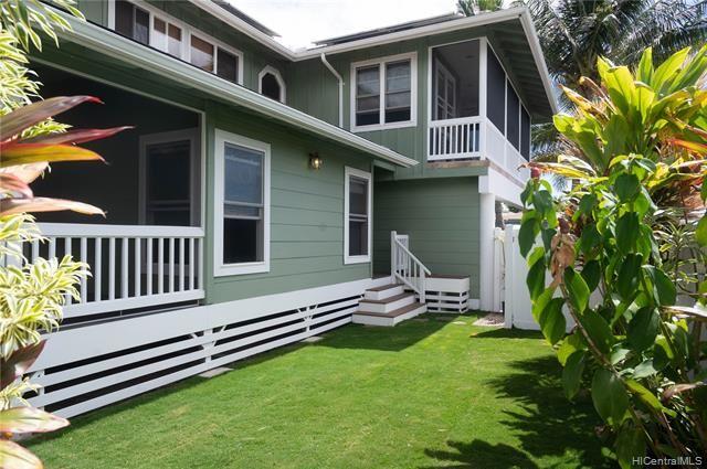 411 Kihapai Street #A UNIT A, Kailua, HI 96734 - #: 202011692