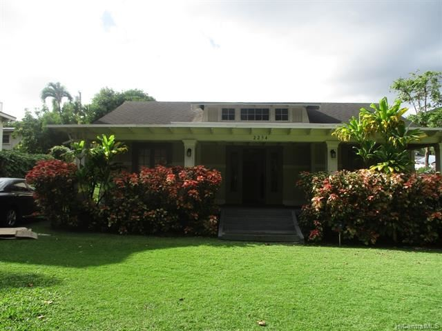 2234 University Avenue, Honolulu, HI 96822 - #: 202001695