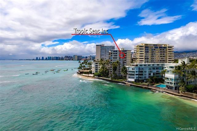 2943 Kalakaua Avenue #208 UNIT 208, Honolulu, HI 96815 - #: 202017696