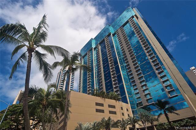 1200 Queen Emma Street #1605 UNIT 1605, Honolulu, HI 96813 - #: 202020703