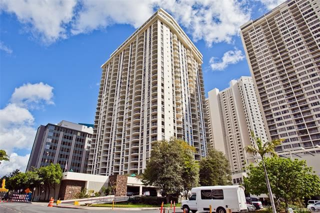 1717 Ala Wai Boulevard UNIT 1406, Honolulu, HI 96815 - #: 201910708