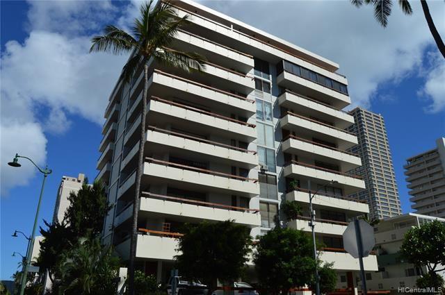2029 Ala Wai Boulevard #604 UNIT 604, Honolulu, HI 96815 - #: 202116708