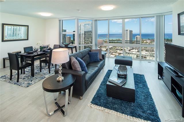 801 S King Street #3803 UNIT 3803, Honolulu, HI 96813 - #: 202018717