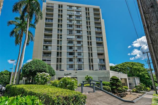 2029 Nuuanu Avenue #1506 UNIT 1506, Honolulu, HI 96817 - #: 202020725
