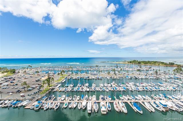 1765 Ala Moana Boulevard #1784 UNIT 1784, Honolulu, HI 96815 - #: 202015726