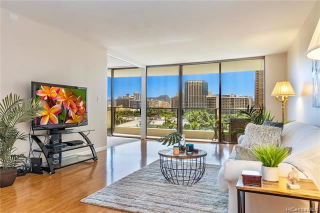 1860 Ala Moana Boulevard #810 UNIT 810, Honolulu, HI 96815 - #: 202002736