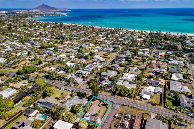 Photo of 210 Kalama Street, Kailua, HI 96734 (MLS # 202100739)