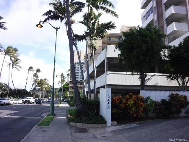 Photo of 2421 Ala Wai Boulevard #1202, Honolulu, HI 96815 (MLS # 202018742)