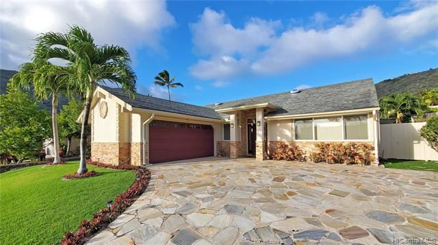 1023 Wainiha Street, Honolulu, HI 96825 - #: 202032744