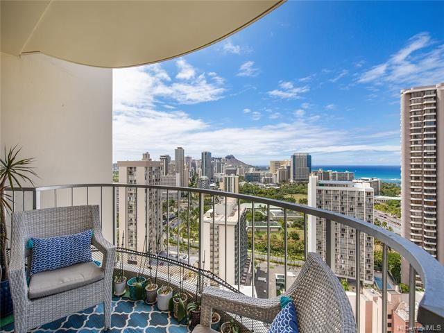 469 Ena Road #2906, Honolulu, HI 96815 - #: 202118751