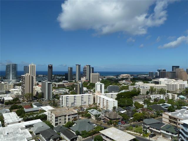 1520 Ward Avenue #1303 UNIT 1303, Honolulu, HI 96822 - #: 202015758
