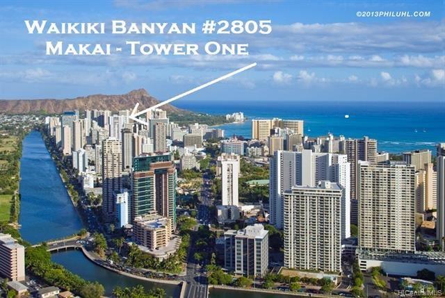 201 Ohua Avenue #2805 T1 (Makai) UNIT 2805 T1 (M, Honolulu, HI 96815 - #: 202114759