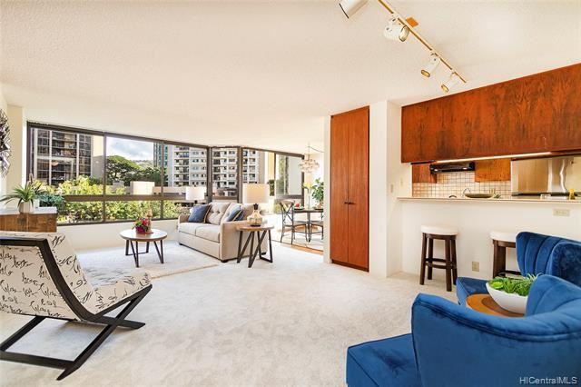55 S Judd Street #810 UNIT 810, Honolulu, HI 96817 - #: 202100760