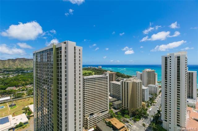 201 Ohua Avenue #3410-II UNIT 3410-II, Honolulu, HI 96815 - #: 202021761
