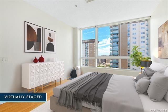 Photo of 876 Curtis Street #4007, Honolulu, HI 96813 (MLS # 202018764)