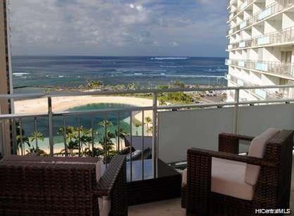 Photo of 1777 Ala Moana Boulevard #1414, Honolulu, HI 96815 (MLS # 202018766)