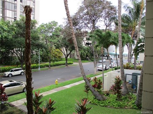 Photo of 933 Kaheka Street #A208, Honolulu, HI 96814 (MLS # 202100770)