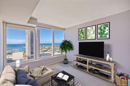 Photo of 1009 Kapiolani Boulevard #3006, Honolulu, HI 96814 (MLS # 202027780)