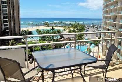 Photo of 1777 Ala Moana Boulevard #816, Honolulu, HI 96815 (MLS # 202018780)