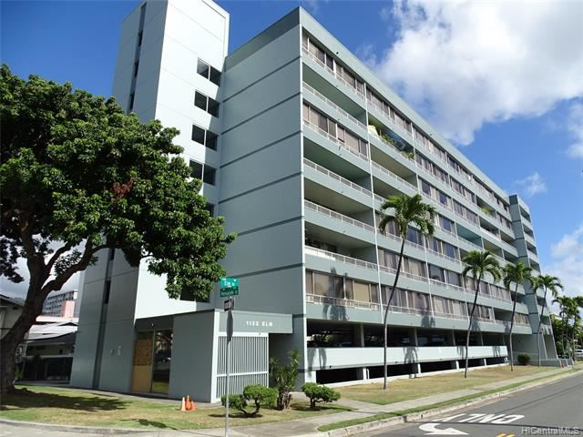 1122 Elm Street #702 UNIT 702, Honolulu, HI 96814 - MLS#: 202031785