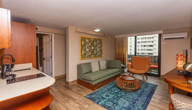 2425 Kuhio Avenue #607 UNIT 607, Honolulu, HI 96815 - #: 202029786