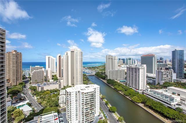 1717 Ala Wai Boulevard #PHI\/4 UNIT PHI\/4, Honolulu, HI 96815 - #: 202011788