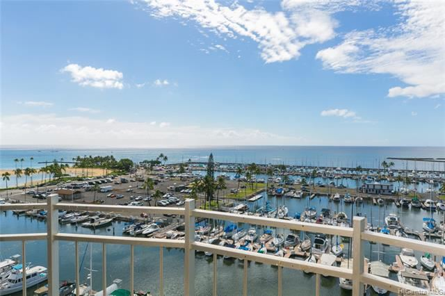 1765 Ala Moana Boulevard #1184 UNIT 1184, Honolulu, HI 96815 - #: 202029795