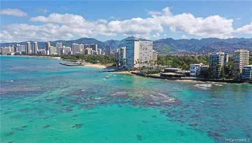 Photo of 2895 Kalakaua Avenue #207, Honolulu, HI 96815 (MLS # 202100797)