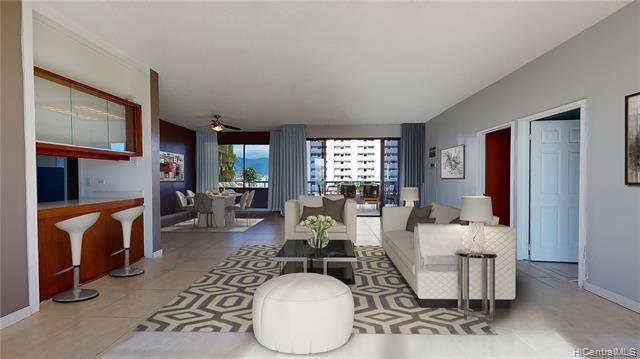 2215 Aloha Drive #1902, Honolulu, HI 96815 - #: 202119797