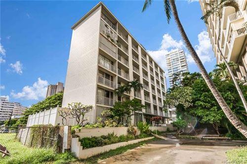 Photo of 249 Kapili Street #205, Honolulu, HI 96815 (MLS # 202027802)
