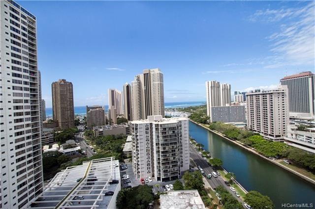 1717 Ala Wai Boulevard #2206 UNIT 2206, Honolulu, HI 96815 - #: 202023802