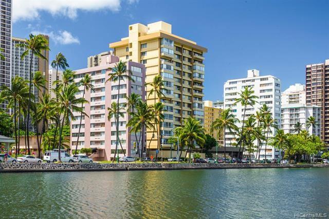 2533 Ala Wai Boulevard #804 UNIT 804, Honolulu, HI 96815 - #: 202010807