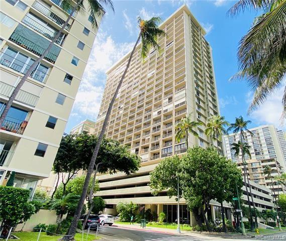 Photo of 2345 Ala Wai Boulevard #1815, Honolulu, HI 96815 (MLS # 202118814)