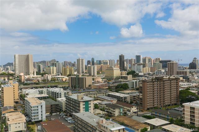 1556 Piikoi Street #1906 UNIT 1906, Honolulu, HI 96822 - #: 202011820