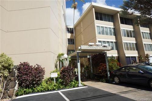 Photo of 1550 Wilder Avenue #A412, Honolulu, HI 96822 (MLS # 202027831)