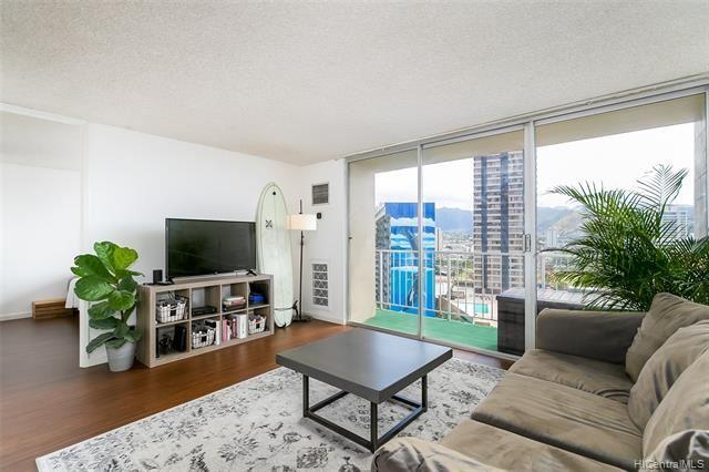 1925 Kalakaua Avenue #1406 UNIT 1406, Honolulu, HI 96815 - #: 202026834