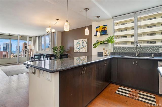 1515 Ward Avenue #401, Honolulu, HI 96822 - #: 202119835