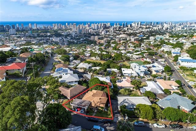 3025 Libert Street, Honolulu, HI 96816 - #: 201932839