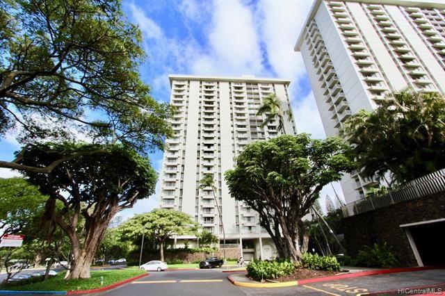 Photo of 1515 Nuuanu Avenue #1451, Honolulu, HI 96817 (MLS # 202003843)