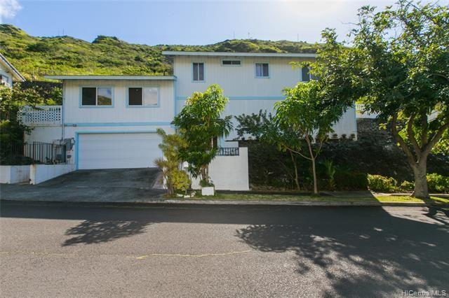 1422 Miloiki Street, Honolulu, HI 96825 - #: 202001845