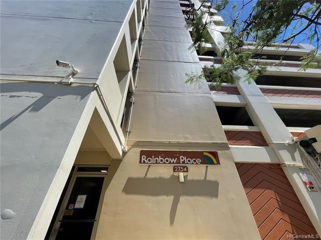 2754 Kuilei Street #1205 UNIT 1205, Honolulu, HI 96826 - MLS#: 202123849