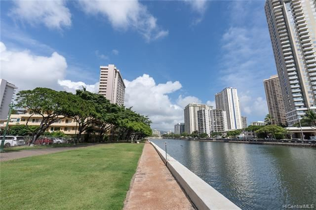 Photo of 419A Atkinson Drive #1404, Honolulu, HI 96814 (MLS # 202107851)