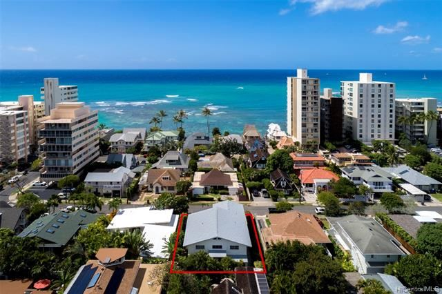 3030 Kiele Avenue, Honolulu, HI 96815 - #: 202104856