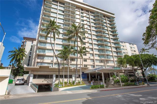 444 Kanekapolei Street #605 UNIT 605, Honolulu, HI 96815 - #: 202006860